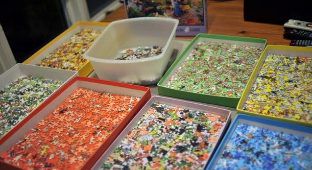 сортировка puzzling tips