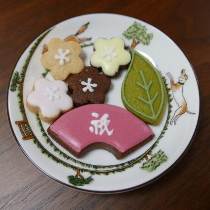 Icingcookies Tobira_органическое печенье Японии