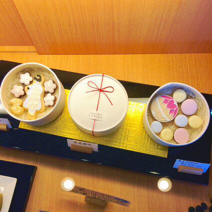Icingcookies Tobira_японское замороженное печенье