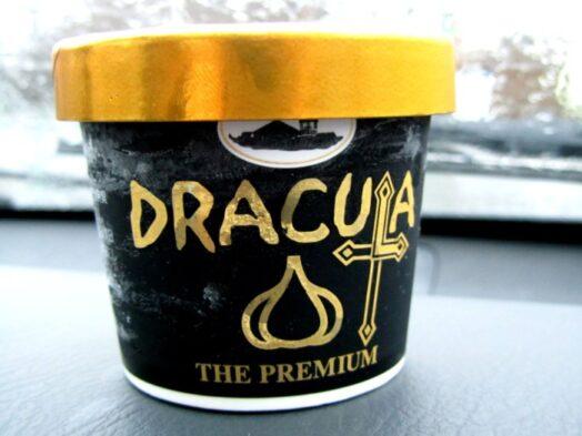 чесночное мороженое Дракула