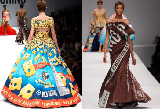 jeremy scott - fast food disign -moschino