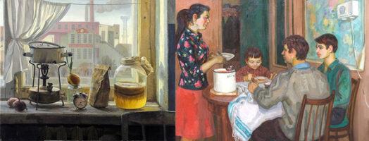 кухня советского периода-топ