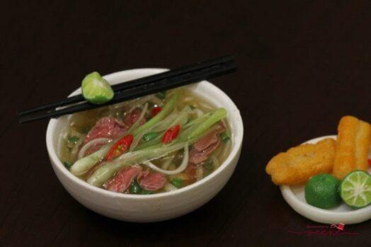 миниатюрная еда-вьетнам