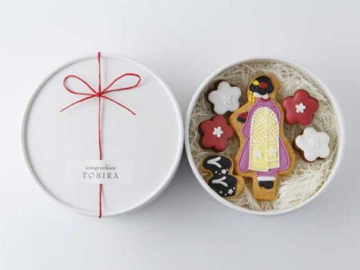 японская кондитерская замороженного печенья Тобира